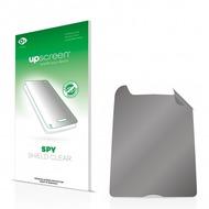 upscreen Spy Shield Clear Premium Blickschutzfolie für Sonim XP3 Quest Pro