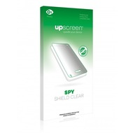 upscreen Spy Shield Clear Premium Blickschutzfolie für Sony Ericsson Xperia X2