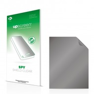upscreen Spy Shield Clear Premium Blickschutzfolie für T-Mobile MDA PRO