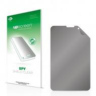 upscreen Spy Shield Clear Premium Blickschutzfolie für Vodafone Smart Tab III 7
