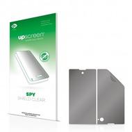 upscreen Spy Shield Clear Premium Blickschutzfolie für Yota Devices Yotaphone