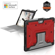 Urban Armor Gear Metropolis Case, Microsoft Surface Go, magma (rot)