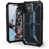 Urban Armor Gear Monarch Case, Apple iPhone 12/ 12 Pro, mallard (blau), 112351115555