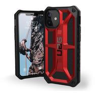 Urban Armor Gear Monarch Case, Apple iPhone 12 mini, crimson (rot), 112341119494