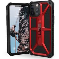 Urban Armor Gear Monarch Case, Apple iPhone 12 Pro Max, crimson (rot), 112361119494