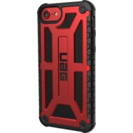 Urban Armor Gear Monarch Case - Apple iPhone 8/ 7/ 6S - Crimson (rot)