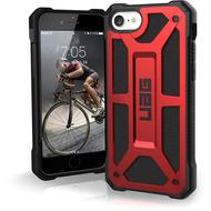 Urban Armor Gear Monarch Case, Apple iPhone SE (2020)/ 8/ 7/ 6S, crimson (rot), 112041119494