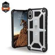 Urban Armor Gear Monarch Case, Apple iPhone X, platinum