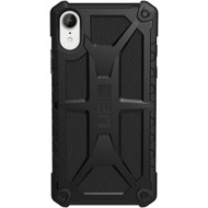 Urban Armor Gear Monarch Case, Apple iPhone XR, schwarz (matt)