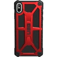 Urban Armor Gear Monarch Case, Apple iPhone XS Max, crimson (rot)