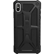 Urban Armor Gear Monarch Case, Apple iPhone XS Max, schwarz (matt)