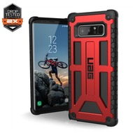 Urban Armor Gear Monarch Case - Samsung Galaxy Note8 - crimson (rot)