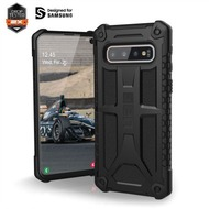 Urban Armor Gear Monarch Case, Samsung Galaxy S10, schwarz matt
