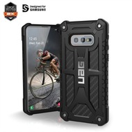Urban Armor Gear Monarch Case, Samsung Galaxy S10e, carbon