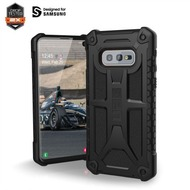 Urban Armor Gear Monarch Case, Samsung Galaxy S10e, schwarz matt