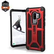 Urban Armor Gear Monarch Case Samsung Galaxy S9+ crimson (rot)