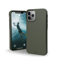 Urban Armor Gear Outback-BIO Case, Apple iPhone 11 Pro, olive drab, 111705117272