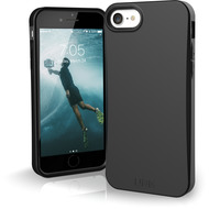 Urban Armor Gear Outback-BIO Case, Apple iPhone SE (2020)/ 8/ 7/ 6S, schwarz, 112045114040