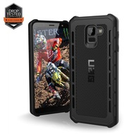 Urban Armor Gear Outback Case, Samsung Galaxy J6 (2018), schwarz