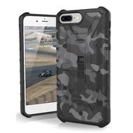 Urban Armor Gear Pathfinder Case, Apple iPhone 8/ 7/ 6S Plus, schwarz/ camo