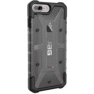 Urban Armor Gear Plasma Case - Apple iPhone 8 Plus /  7 Plus/  6S Plus - Ash grau-transparent