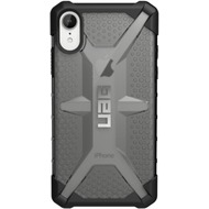 Urban Armor Gear Plasma Case, Apple iPhone XR, ash (grau transparent), Schutzhülle