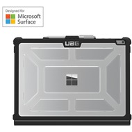 Urban Armor Gear Plasma Case, Microsoft Surface Book 2 /  Book, Ice (transparent), SFBKUNIV-L-IC