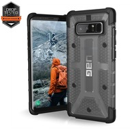 Urban Armor Gear Plasma Case - Samsung Galaxy Note8 - ash (grau transparent)