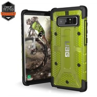 Urban Armor Gear Plasma Case - Samsung Galaxy Note8 - citron (gelb transparent)