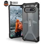Urban Armor Gear Plasma Case, Samsung Galaxy S10+, ash (grau transparent)