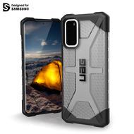Urban Armor Gear Plasma Case, Samsung Galaxy S20, ash (grau transparent), 211973113131