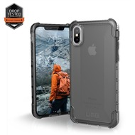 Urban Armor Gear Plyo Case, Apple iPhone X, ash (transparent)