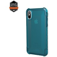 Urban Armor Gear Plyo Case, Apple iPhone X, glacier (blau transparent), IPHX-Y-GL
