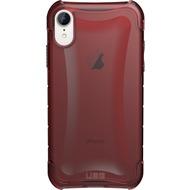 Urban Armor Gear Plyo Case, Apple iPhone XR, crimson (rot transparent)