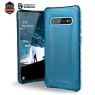Urban Armor Gear Plyo Case, Samsung Galaxy S10+, glacier (blau transparent)