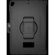 Urban Armor Gear Scout Handstrap Case, Apple iPad 10,2 (2019), schwarz, 12191H114040