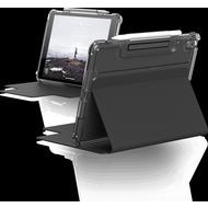 Urban Armor Gear U by UAG [U] Lucent Case, Apple iPad 10,2 (2020 & 2019), schwarz (transparent), 12191N314043