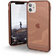Urban Armor Gear U by UAG [U] Lucent Case, Apple iPhone 11/ XR, orange (transparent), 11171N319797