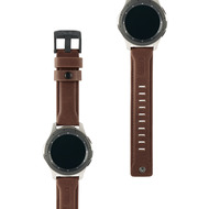 Urban Armor Gear UAG Urban Armor Gear Leather Strap | Samsung Galaxy Watch 46mm | braun | 29180B114080