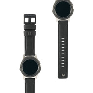 Urban Armor Gear UAG Urban Armor Gear Leather Strap | Samsung Galaxy Watch 46mm | schwarz | 29180B114040