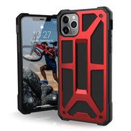 Urban Armor Gear UAG Urban Armor Gear Monarch Case, Apple iPhone 11 Pro Max, crimson (rot), 111721119494