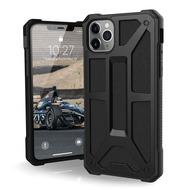 Urban Armor Gear UAG Urban Armor Gear Monarch Case, Apple iPhone 11 Pro Max, schwarz, 111721114040