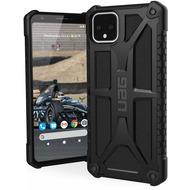 Urban Armor Gear UAG Urban Armor Gear Monarch Case, Google Pixel 4 XL, schwarz, 611651114040