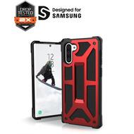 Urban Armor Gear UAG Urban Armor Gear Monarch Case, Samsung Galaxy Note 10, crimson (rot), 211741119494