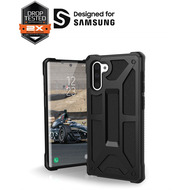 Urban Armor Gear UAG Urban Armor Gear Monarch Case, Samsung Galaxy Note 10, schwarz, 211741114040