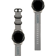 Urban Armor Gear UAG Urban Armor Gear Nato Strap, Samsung Galaxy Watch 46mm, grau, 29180C114030