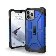 Urban Armor Gear UAG Urban Armor Gear Plasma Case, Apple iPhone 11 Pro, cobalt (blau transparent), 111703115050