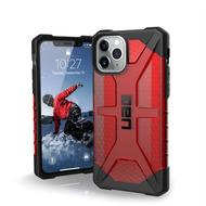 Urban Armor Gear UAG Urban Armor Gear Plasma Case, Apple iPhone 11 Pro, magma (rot transparent), 111703119393