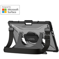 Urban Armor Gear UAG Urban Armor Gear Plasma Case, Microsoft Surface Pro X, ice (transparent), 321783114343
