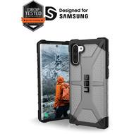 Urban Armor Gear UAG Urban Armor Gear Plasma Case, Samsung Galaxy Note 10, ash (grau transparent), 211743113131